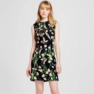 [Victoria Beckham for Target] Floral Printed Dress